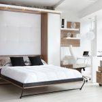 Стильная кровать трансформер