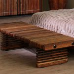 стол из дерева дизайнерский