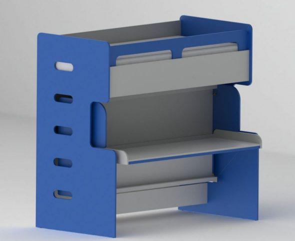 стол кровать двухэтажная
