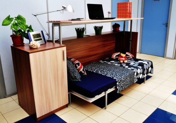 стол-кровать трансформер Study Bed