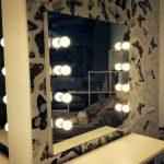 столик гримерный с зеркалом