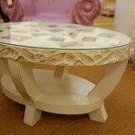 столик из картона