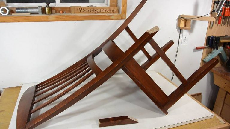 Ремонт своими рукам деревянных стульев