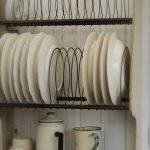 сушка для посуды в шкаф