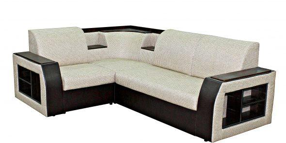 Угловой диван-кровать удобный для сна
