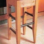Барный стул готовый