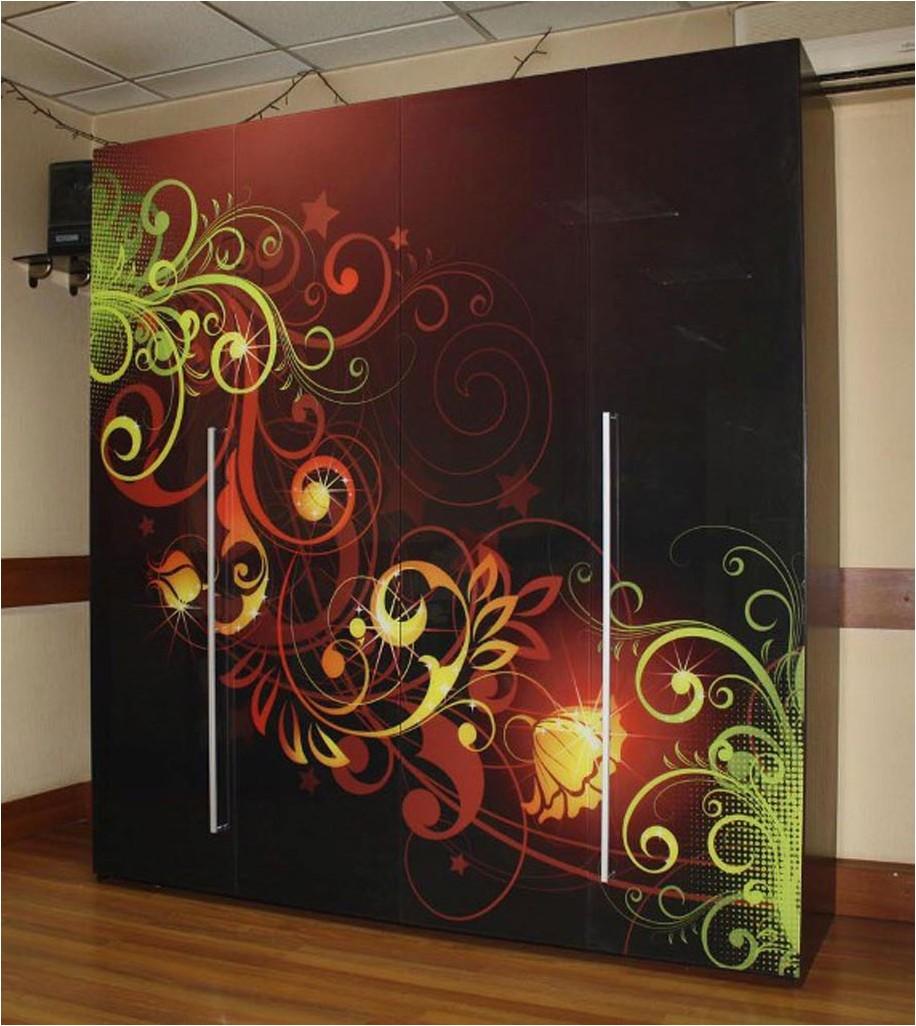 Как украсить двери шкафа купе своими руками фото 41