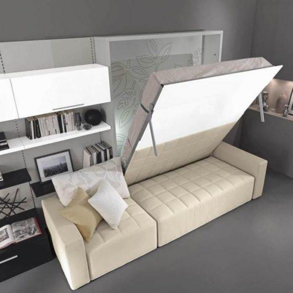 Дизайнерская мебель-трансформер