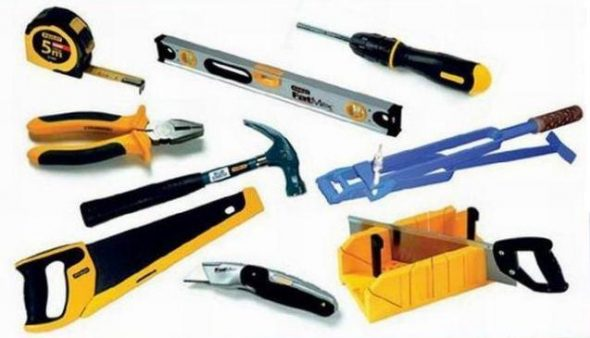 Инструменты для ремонта дивана