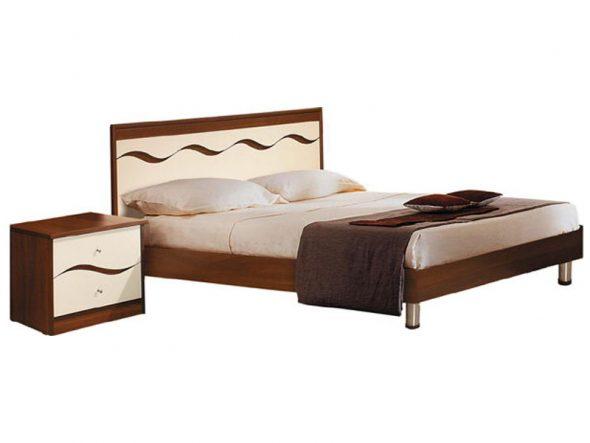 Кровать 2-х спальная без основания