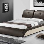Новые кровати из экокожи