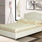 Новые кровати из экокожи современный дизайн