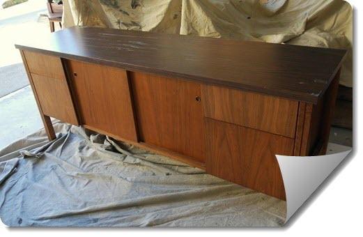 Как обновить шкаф из дсп своими руками с помощью обоев 186