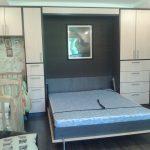 Образцы мебели с подъемной откидной кроватью