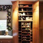 обувница шкаф
