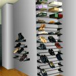 открытая обувница