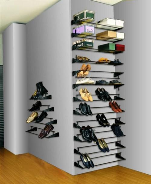 Шкаф для обуви фото своими руками