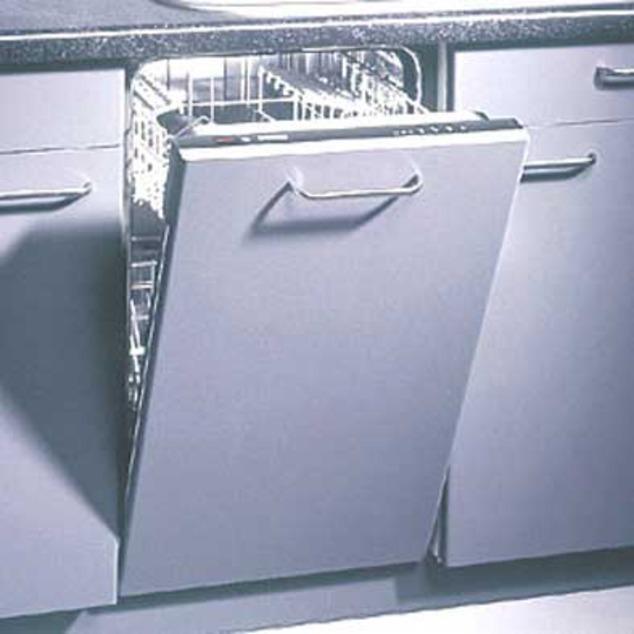 Регулировка высоты посудомойки