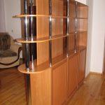 Шкаф-перегородка мебель и стена в одном предмете