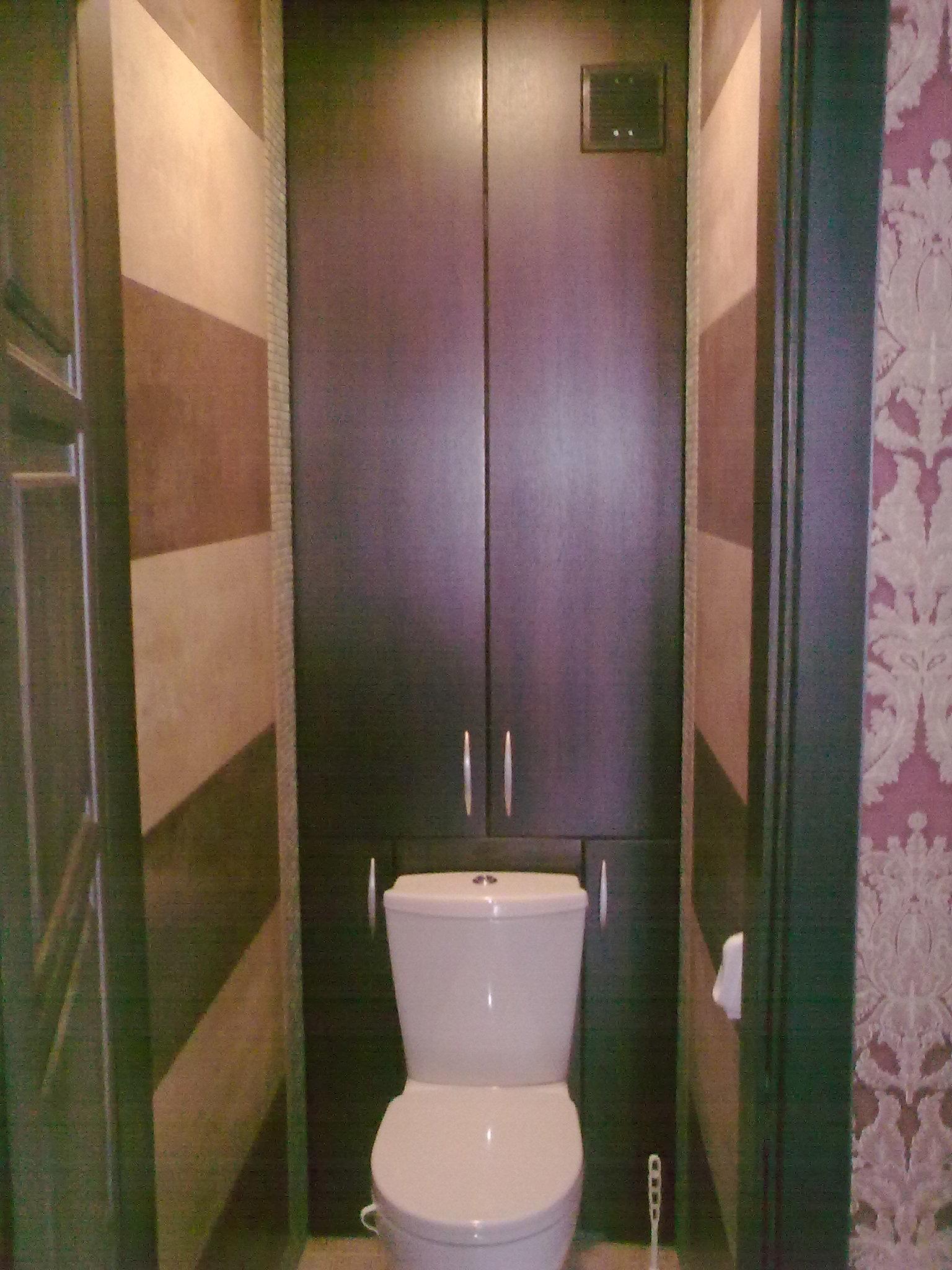 Шкафчики в туалет как сделать