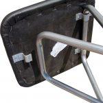 Складной металлический стул своими руками