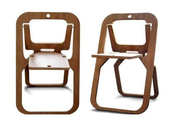 Складные стулья своими руками