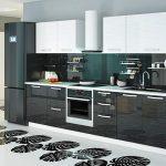 Современная кухонная гарнитура