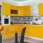 Современные модульные кухонные гарнитуры