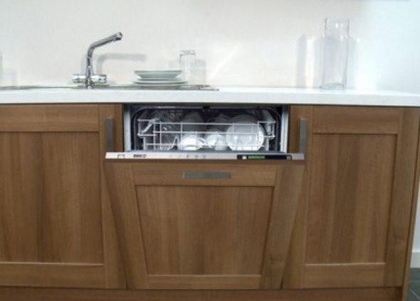 Варианты установки посудомоечной машины