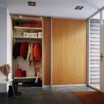 Виды шкафов из гипсокартона в интерере