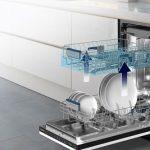 Высота встраиваемой посудомоечной машины
