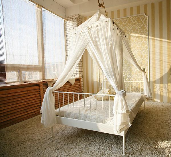Балдахины для спальни для кровати своими руками фото 708
