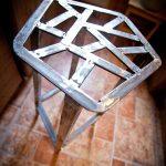 барные стулья своими руками фото чертежи из железа