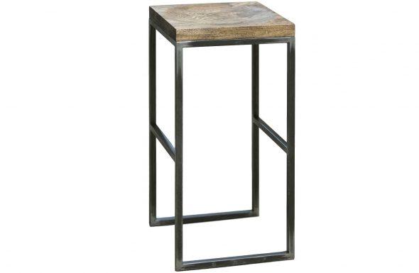 барный стул своими руками из металла