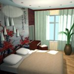 цвет мебели в спальне