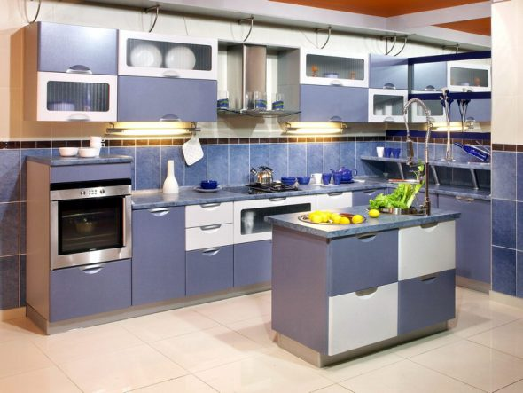 цвета кухонного гарнитура