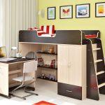 Детская кровать уютная и комфортная