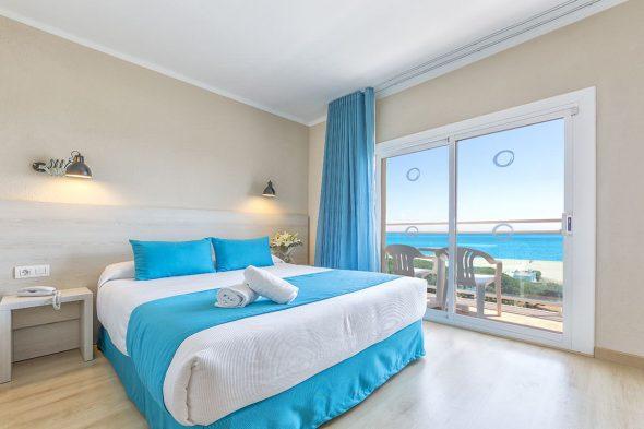 морской стиль спальни