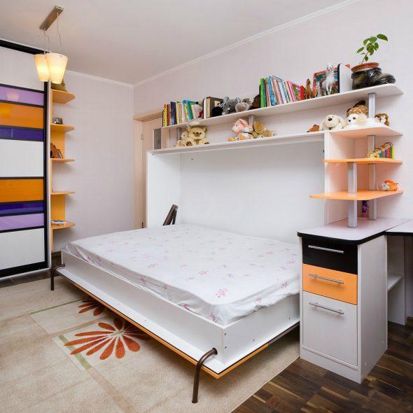 кровать комод