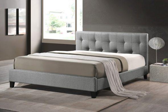 изысканная и современная кровать