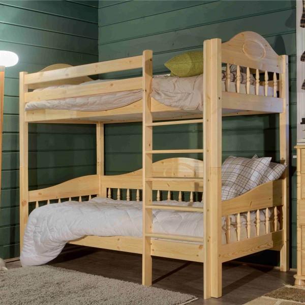 Кровать детская из массива своими руками