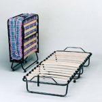 кровать раскладушка металлическая