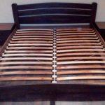 кровать с ортопедическим основанием для спальни