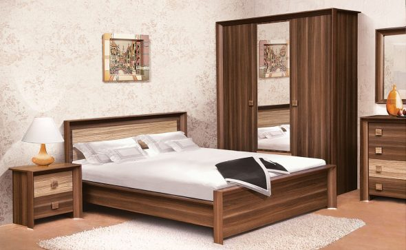 кровать современная и качественная
