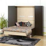 кровать трансформер в шкаф