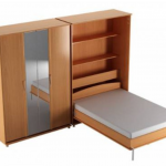 Небольшая откидная кровать