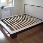 ортопедическое основание двуспальной кровати