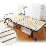 раскладная кровать в интерьере