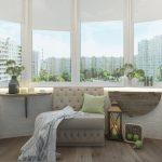 мебель на лоджии
