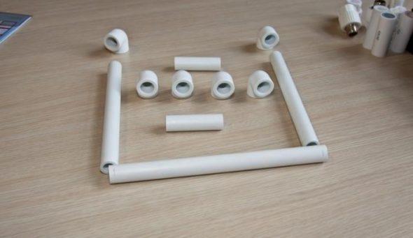 нарезка пластиковых труб